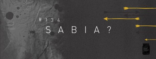 Sabia? [#134]