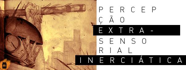 Percepção extra-sensorial inerciática